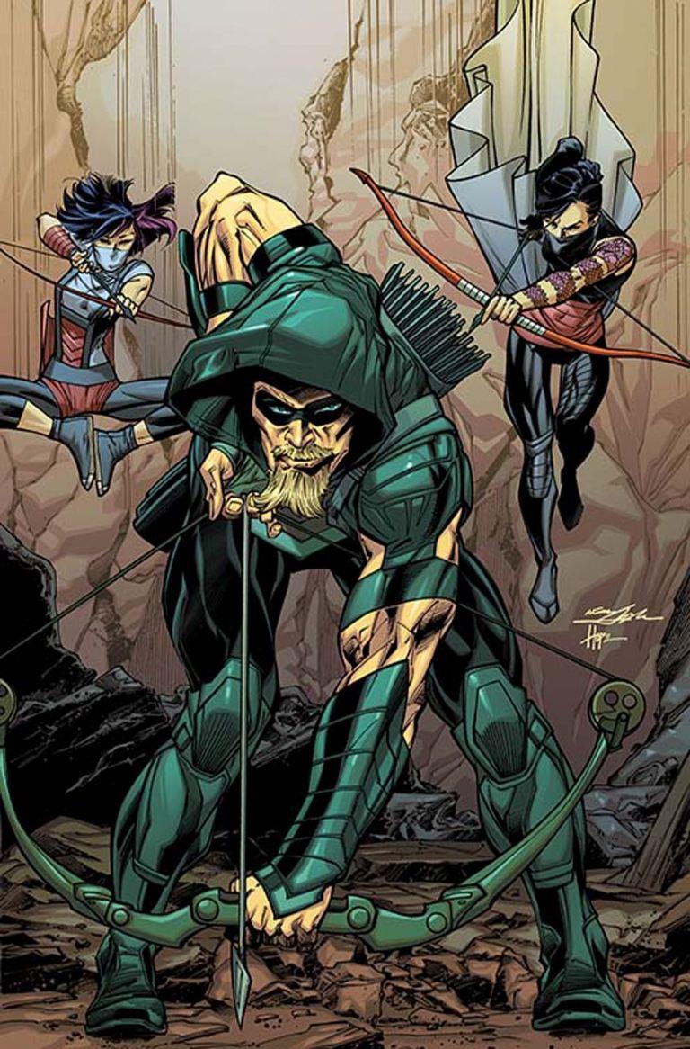 Green Arrow #3 (Cover B Neal Adams)