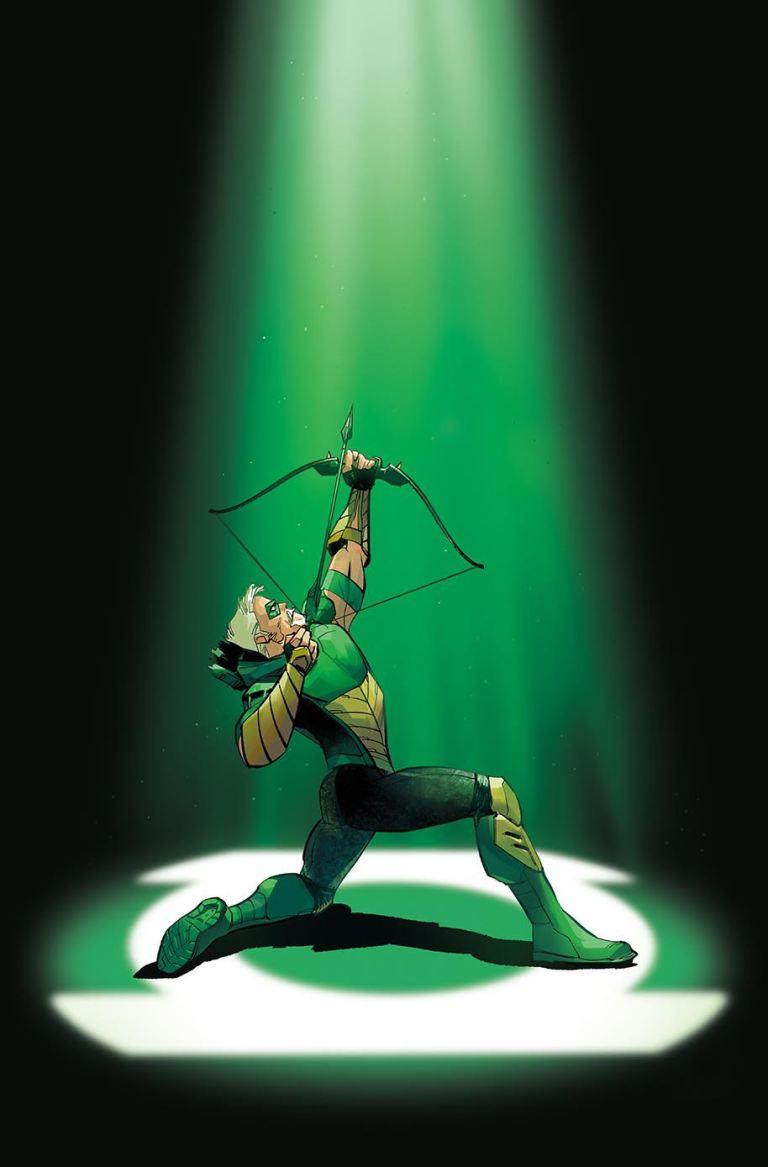 Green Arrow #30 (Cover A Otto Schmidt)