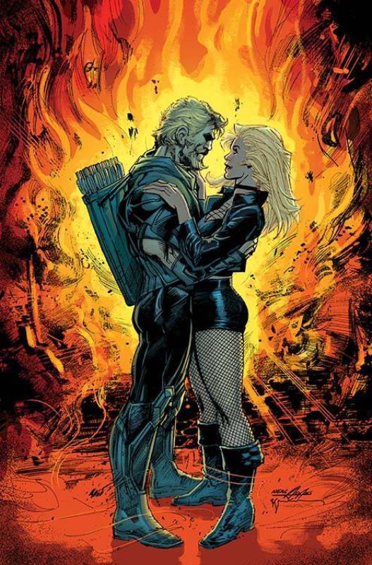 Green Arrow #5 (Cover B Neal Adams)