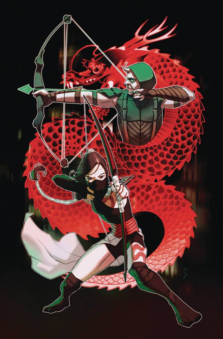 Green Arrow #6 (Cover A W. Scott Forbes)