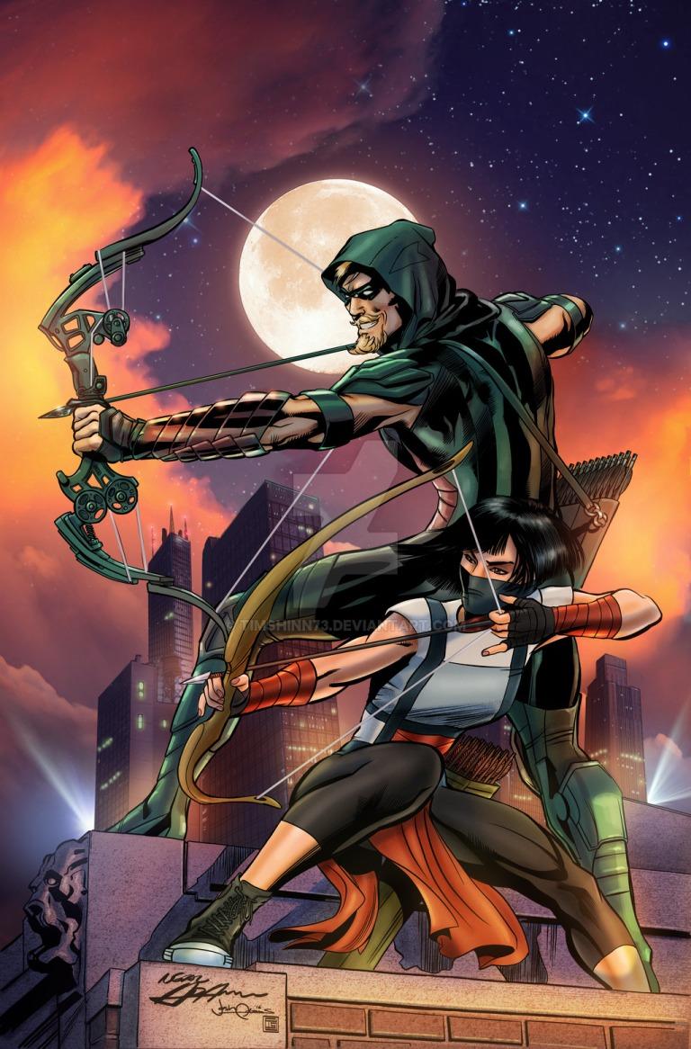 Green Arrow #6 (Cover B Neal Adams)
