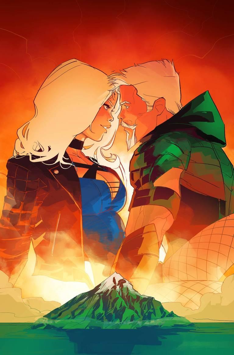 Green Arrow #8 (Cover A Otto Schmidt)