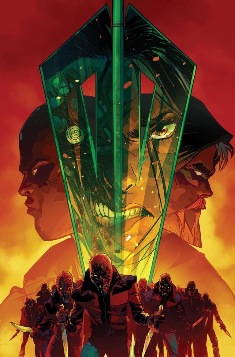 Green Arrow #9 (Cover A Otto Schmidt)