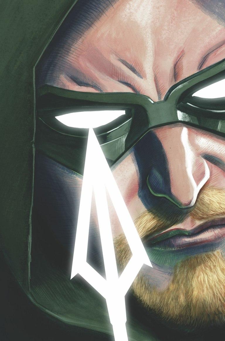 Green Arrow Rebirth #1 (Juan Ferreyra Regular Cover)