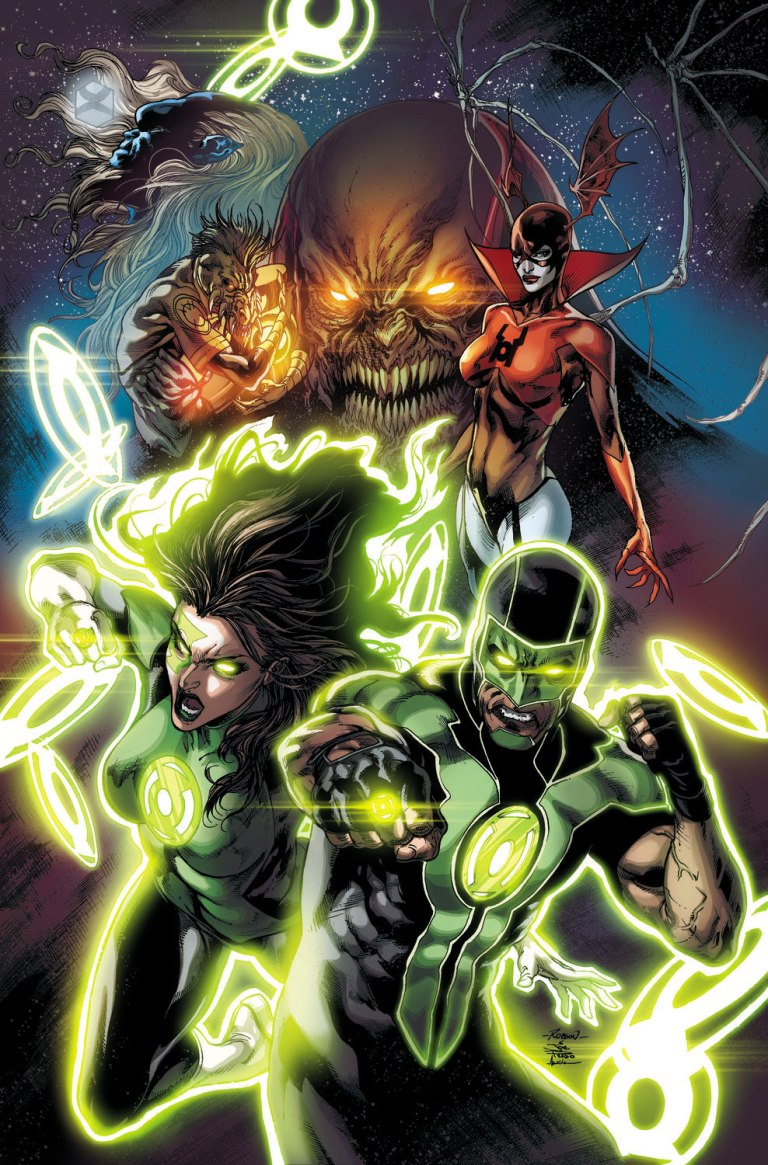 Green Lanterns #1 (Cover A Robson Rocha & Joe Prado)