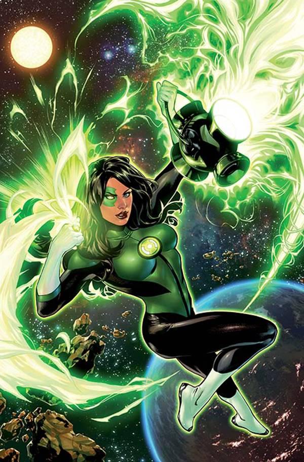 Green Lanterns #1 (Cover B Emanuela Lupacchino)