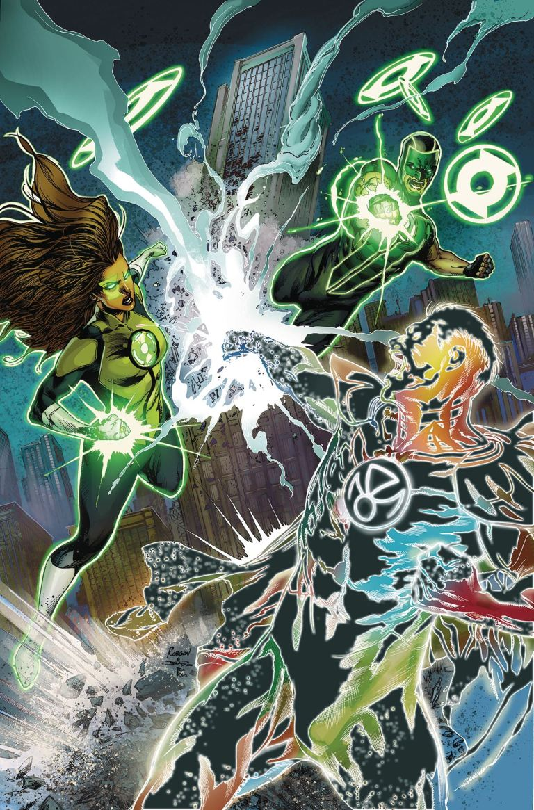 Green Lanterns #12 (Cover A Robson Rocha & Jay Leisten)