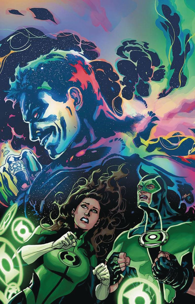 Green Lanterns #12 (Cover B Emanuela Lupacchino)