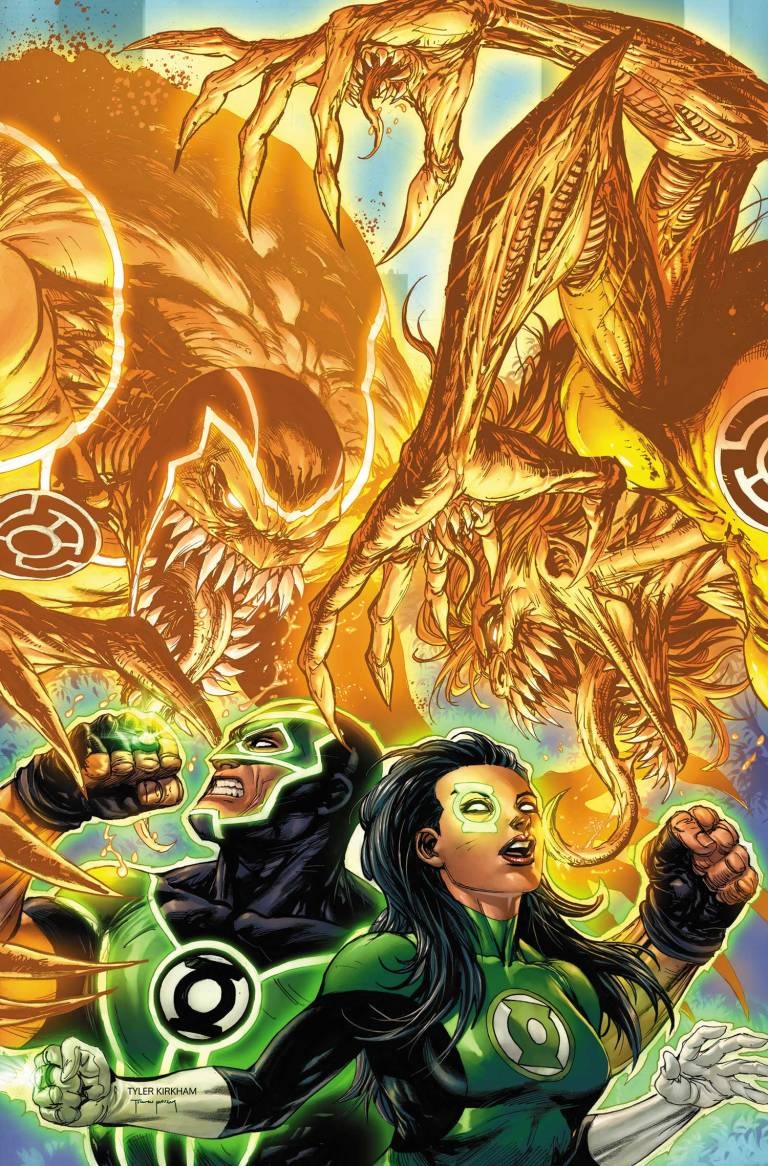 Green Lanterns #13 (Cover A Robson Rocha & Joe Prado)