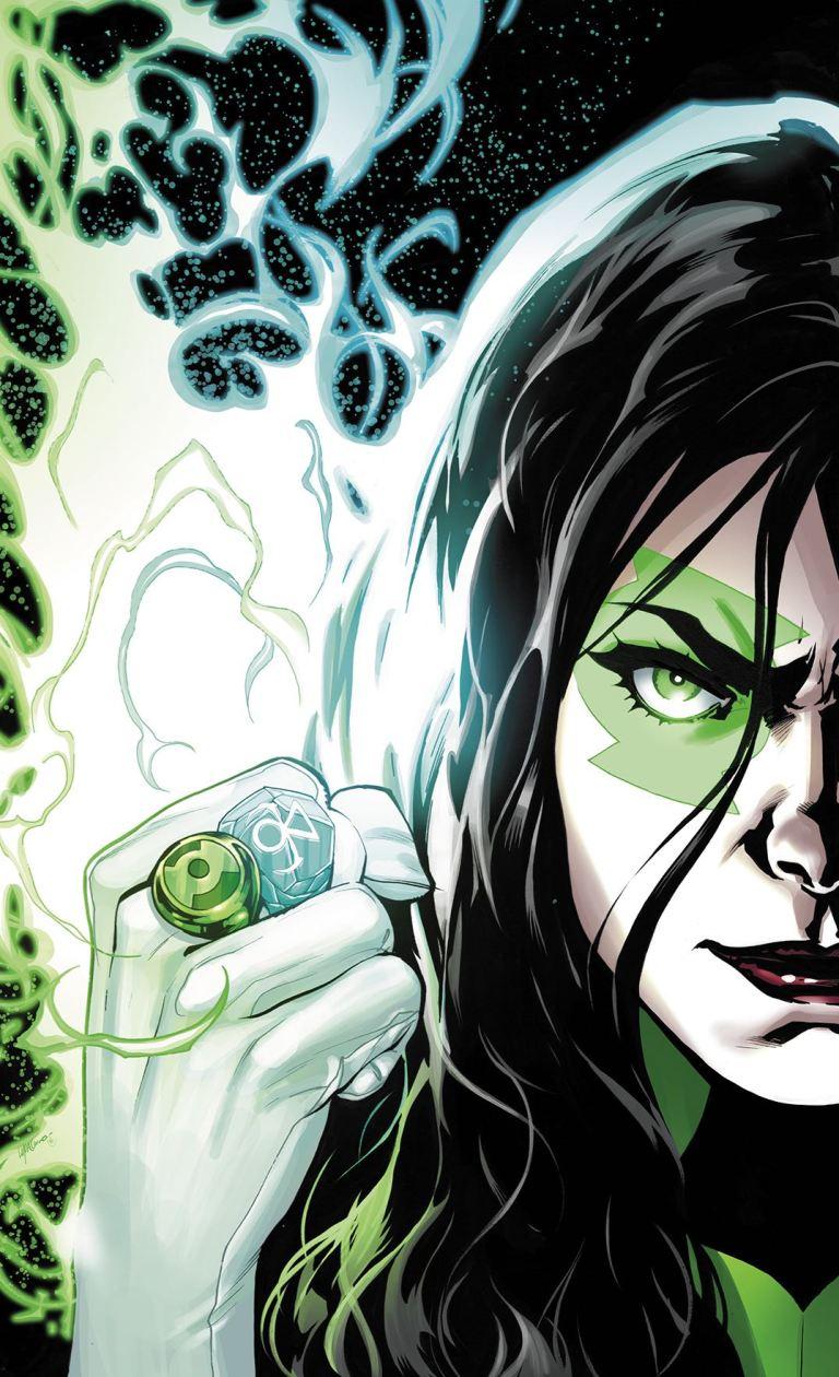 Green Lanterns #14 (Cover B Emanuela Lupacchino)
