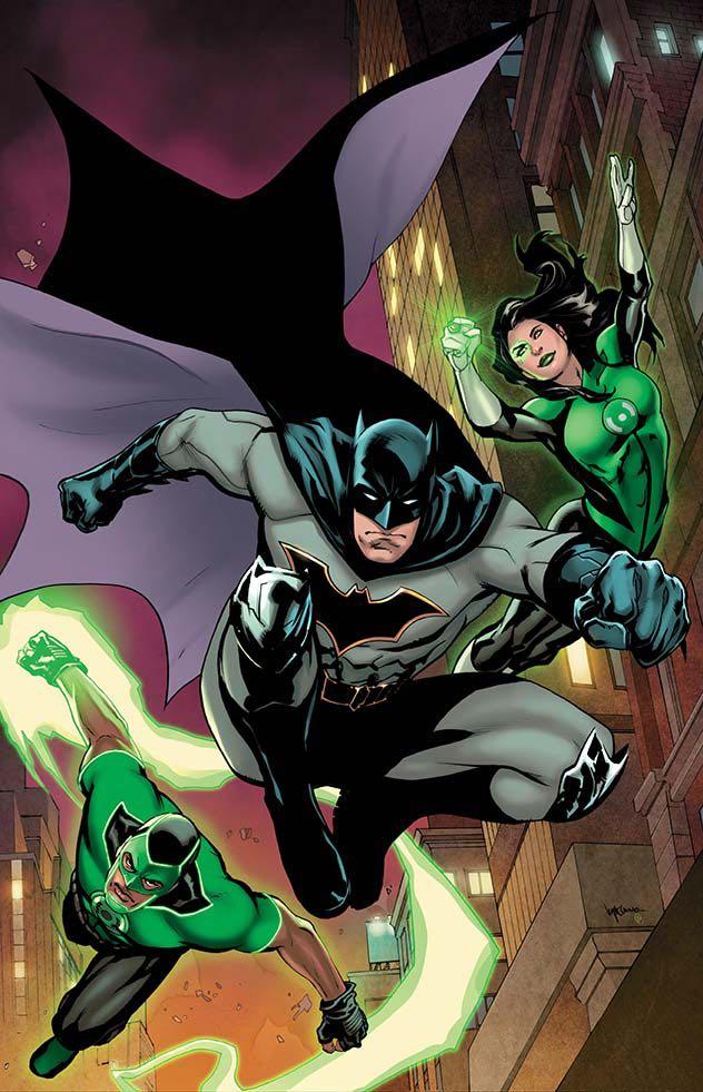 Green Lanterns #16 (Cover B Emanuela Lupacchino)