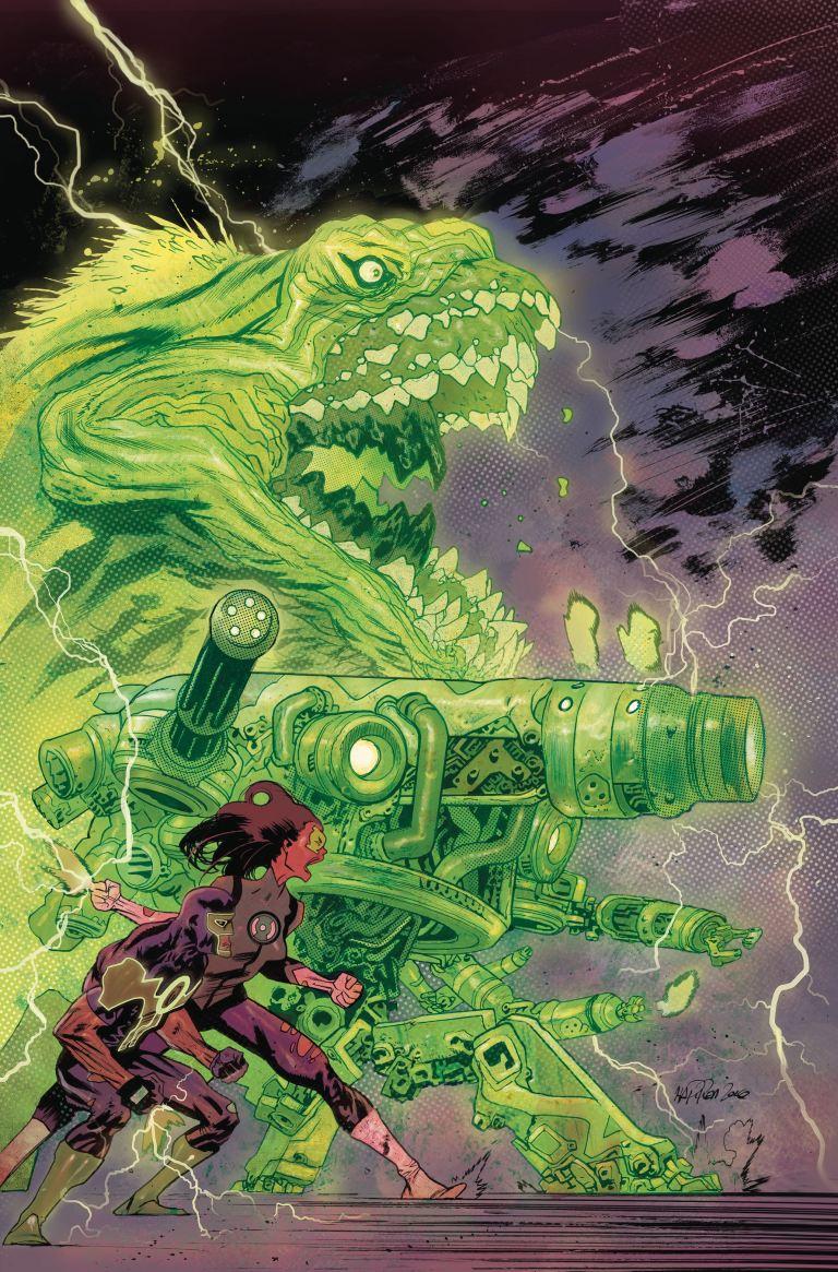 Green Lanterns #17 (Cover A James Harren)
