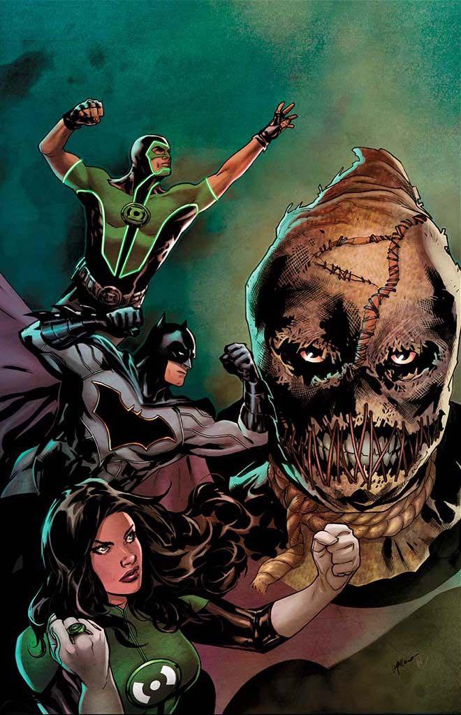 Green Lanterns #17 (Cover B Emanuela Lupacchino)