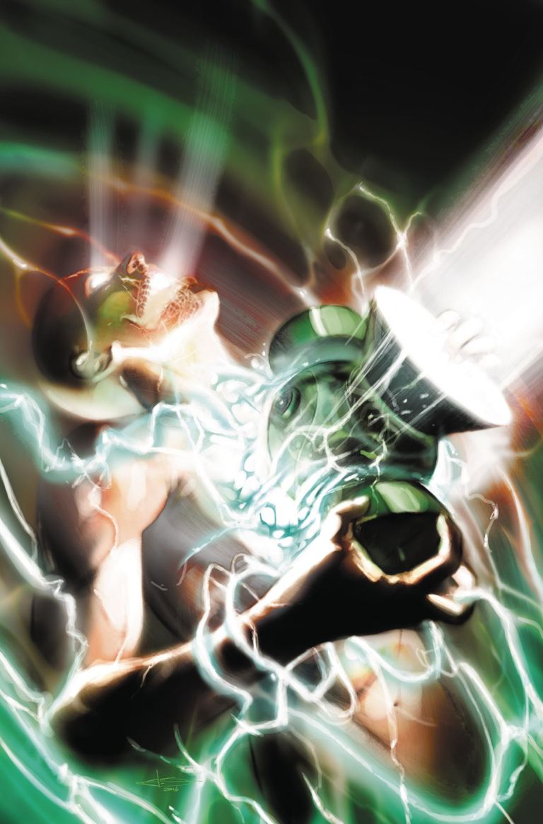 Green Lanterns #18 (Cover A Robson Rocha & Jay Leistin)