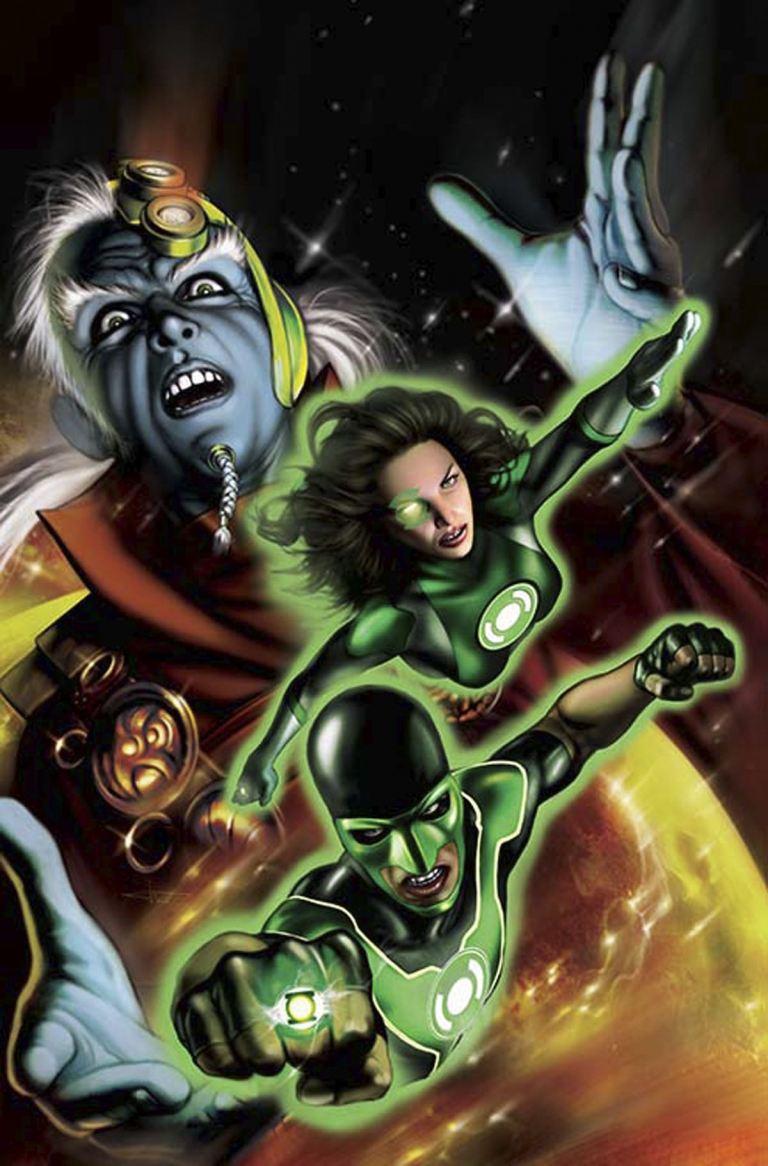 Green Lanterns #19 (Cover A Leonardo Manco)