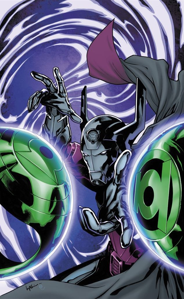 Green Lanterns #19 (Cover B Emanuela Lupacchino)