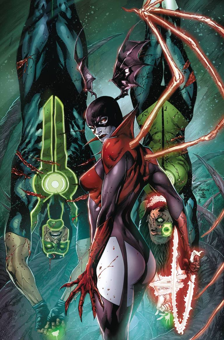 Green Lanterns #2 (Cover A Robson Rocha & Joe Prado)