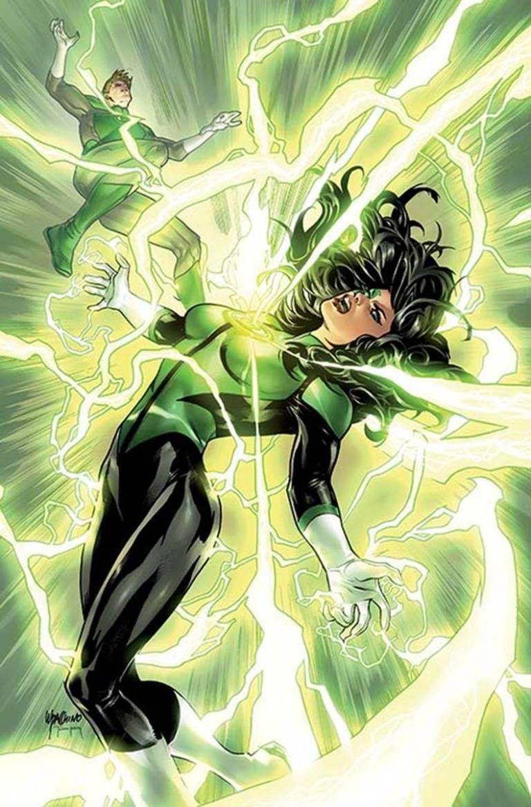 Green Lanterns #2 (Cover B Emanuela Lupacchino)
