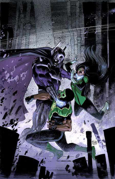 Green Lanterns #21 (Cover A Lee Weeks)