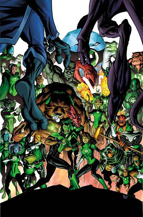 Green Lanterns #23 (Cover A Mike McKone)