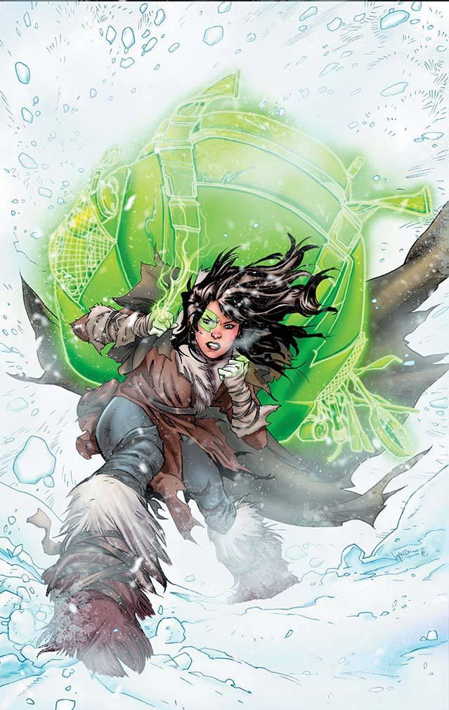 Green Lanterns #23 (Cover B Emanuela Lupacchino)