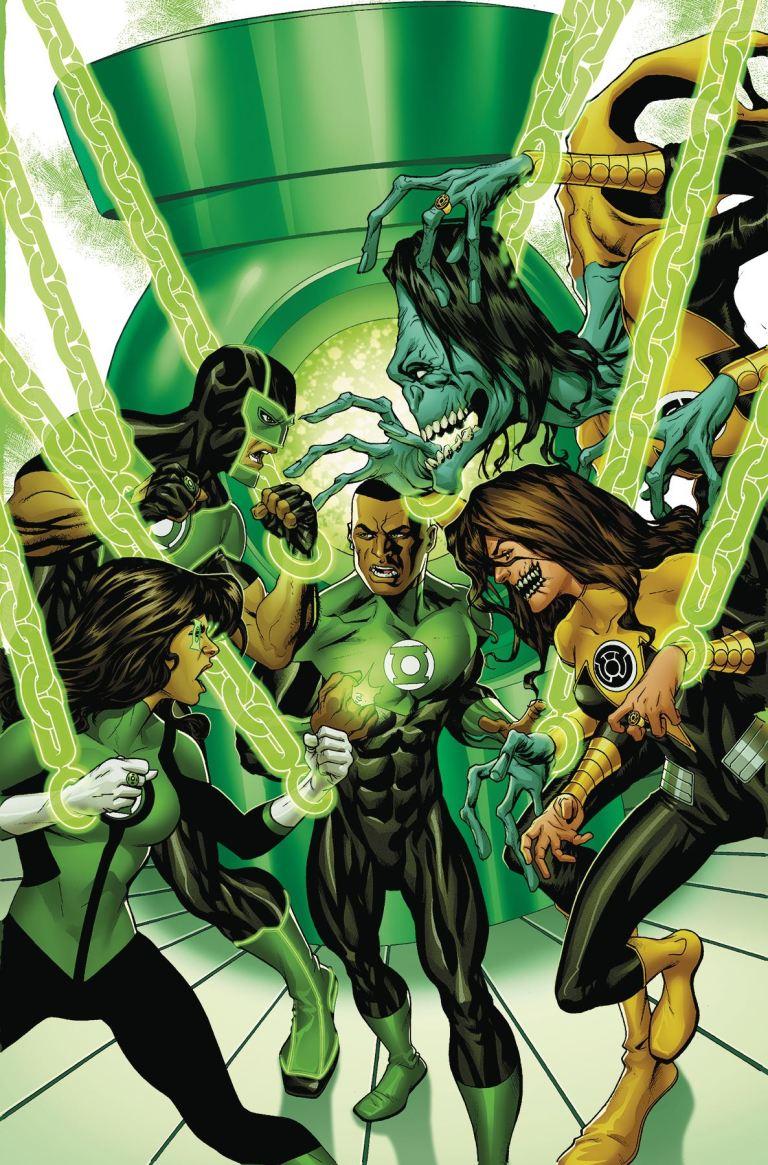 Green Lanterns #24 (Cover A Mike McKone)