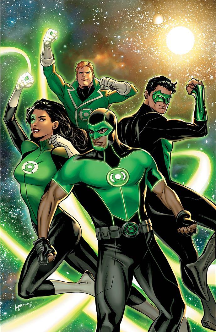 Green Lanterns #24 (Cover B Emanuela Lupacchino)