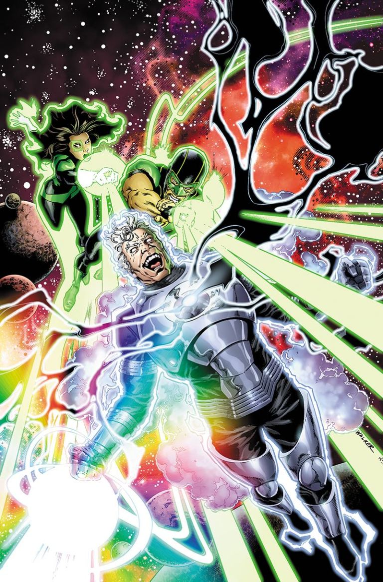 Green Lanterns #25 (Cover A Mike McKone)
