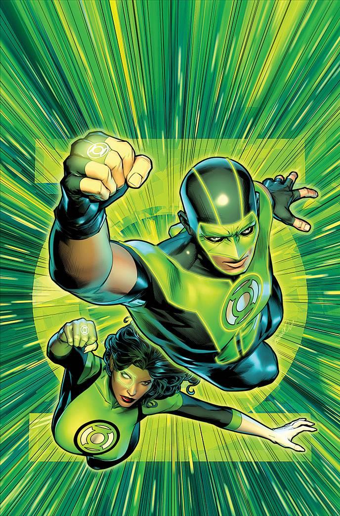 Green Lanterns #25 (Cover B Emanuela Lupacchino)