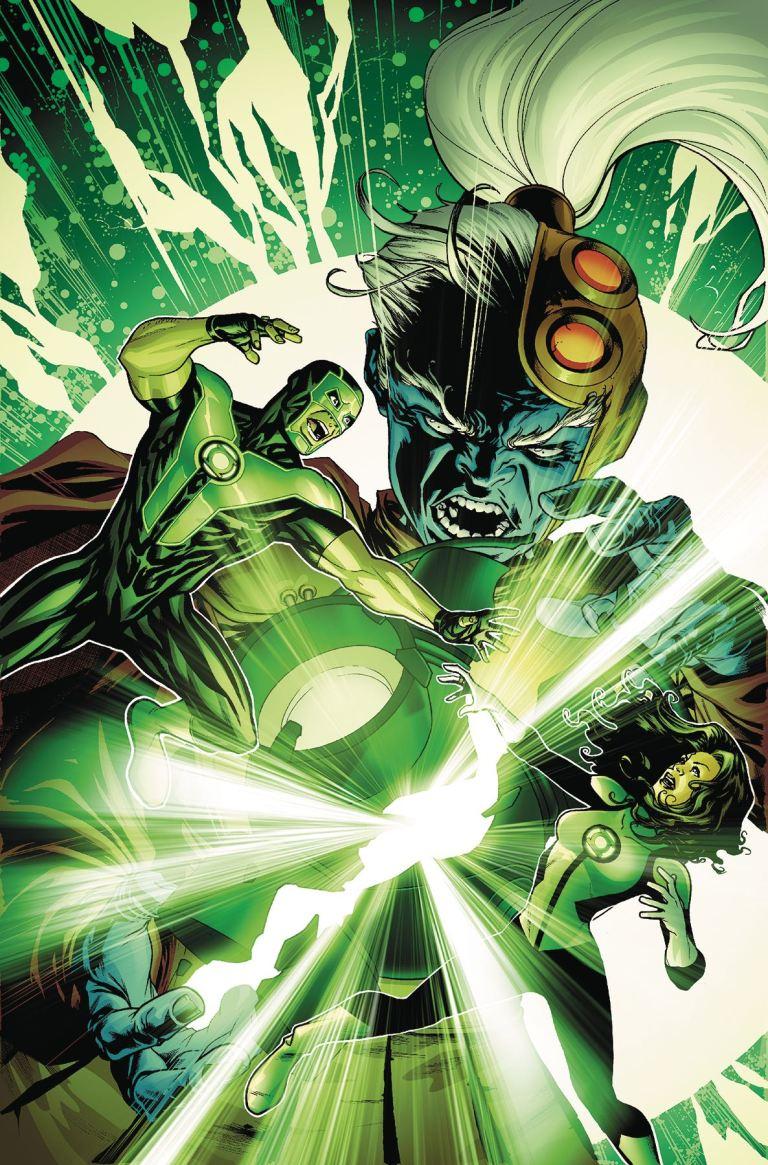 Green Lanterns #26 (Cover A Mike McKone)