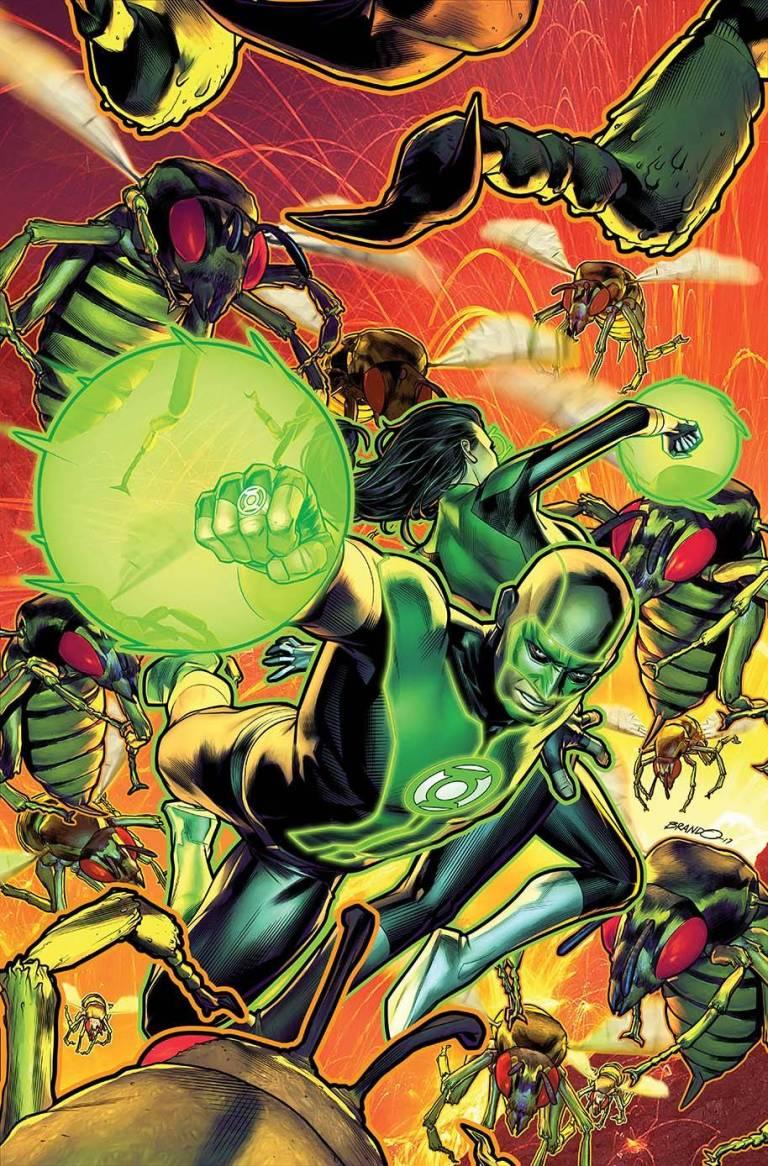 Green Lanterns #27 (Cover B Brandon Perterson)