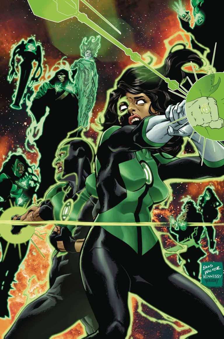 Green Lanterns #28 (Cover A Brad Walker & Drew Hennessey)