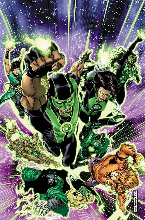 Green Lanterns #29 (Cover A Brad Walker & Drew Hennessey)
