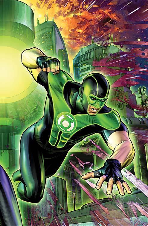 Green Lanterns #29 (Cover B Brandon Peterson)