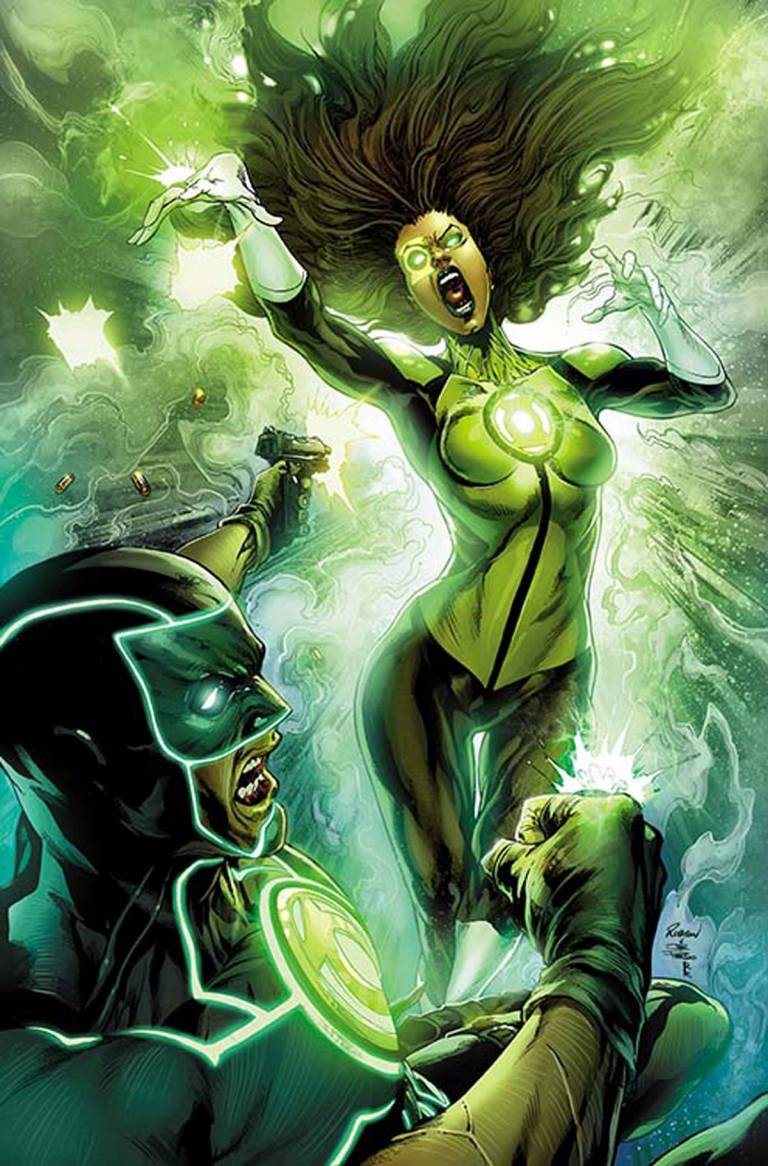 Green Lanterns #3 (Cover A Robson Rocha & Joe Prado)