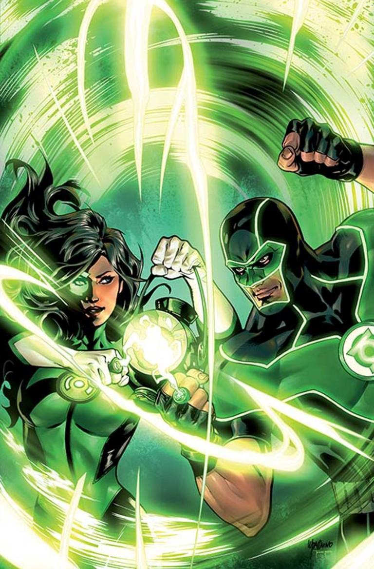 Green Lanterns #3 (Cover B Emanuela Lupacchino)