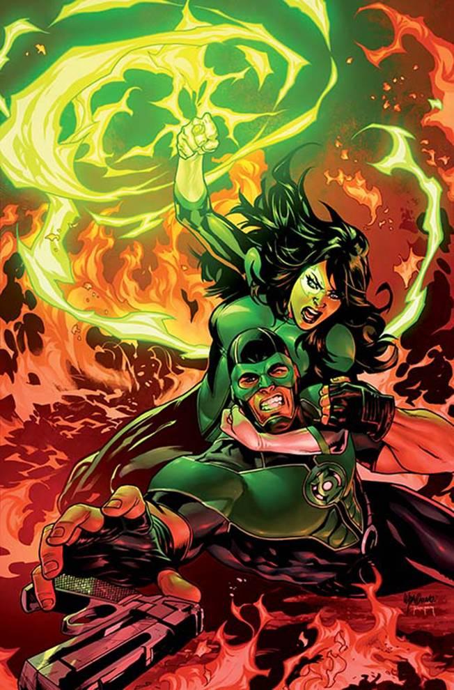 Green Lanterns #4 (Cover B Emanuela Lupacchino)