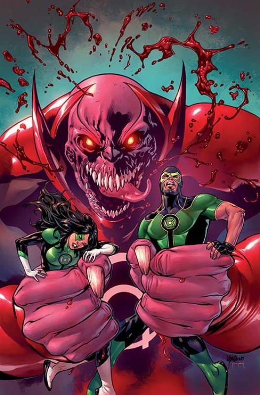 Green Lanterns #5 (Cover B Emanuela Lupacchino)