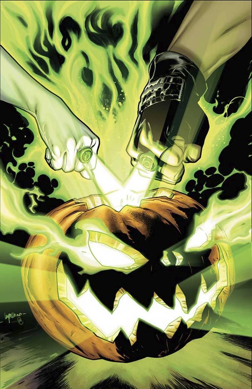 Green Lanterns #8 (Cover B Emanuela Lupacchino)
