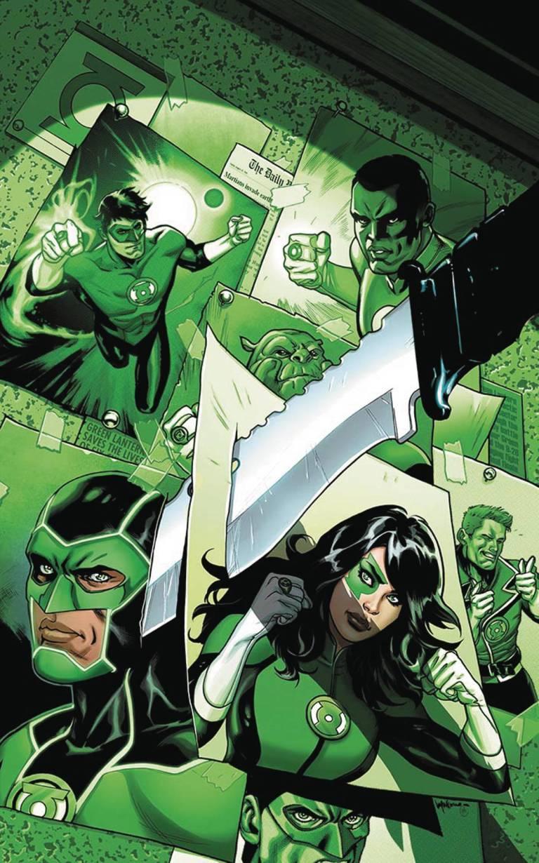 Green Lanterns #9 (Cover B Emanuela Lupacchino)