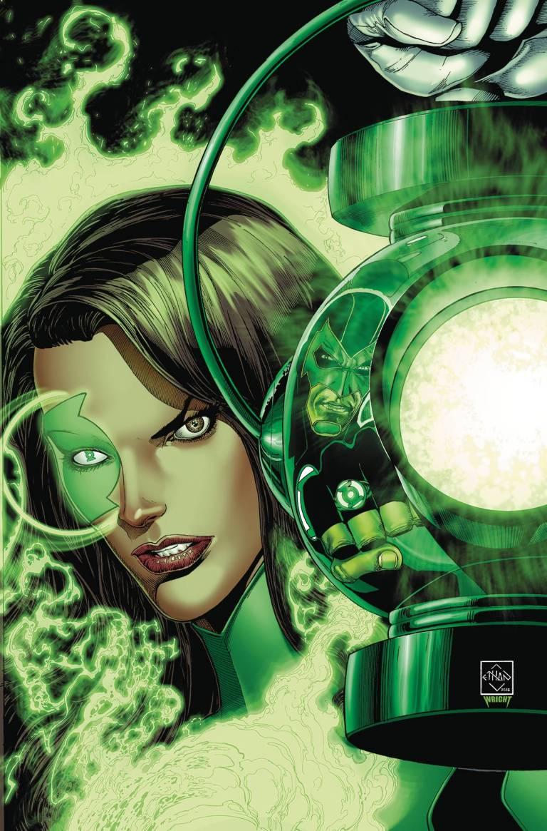 Green Lanterns Rebirth #1 (Cover A Ethan Van Sciver)