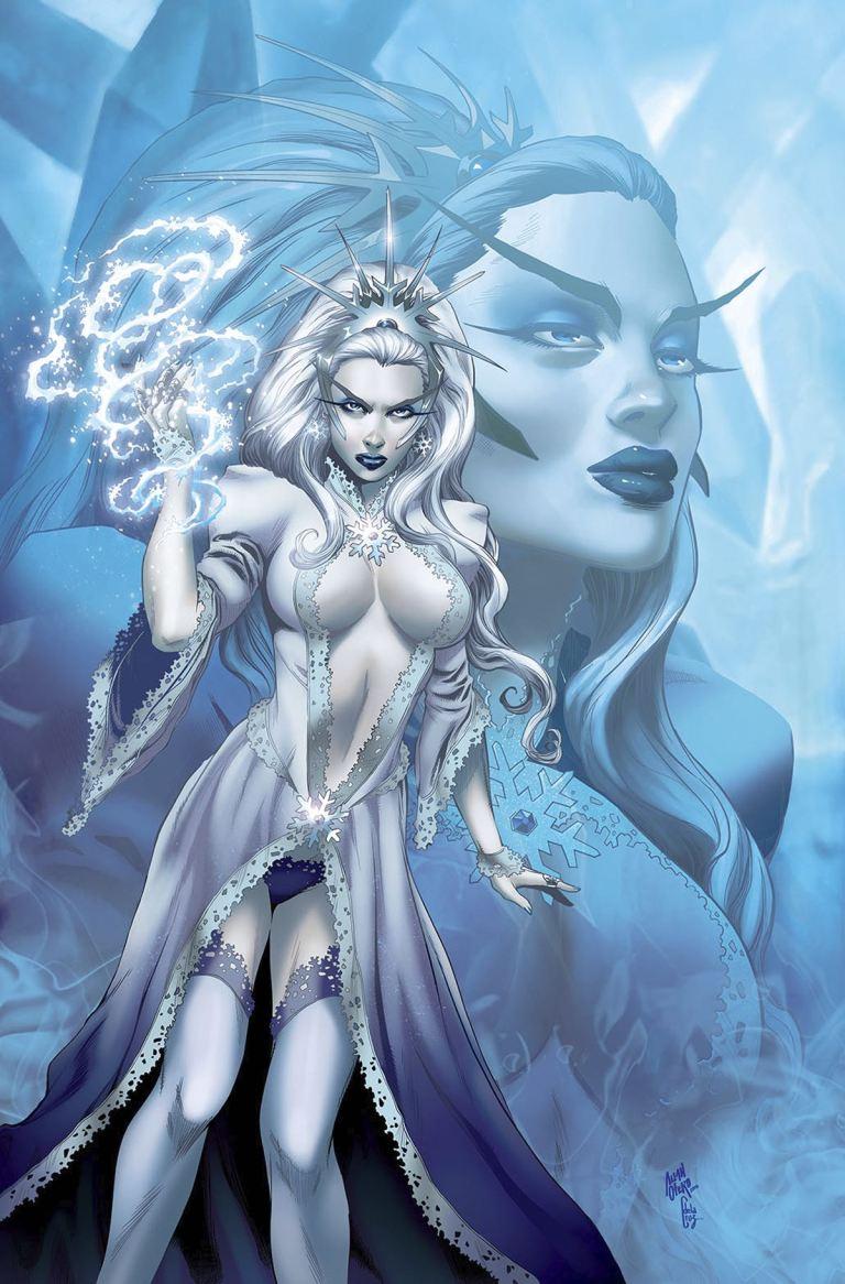 Grimm Fairy Tales #2 (Cover C Allan Otero)