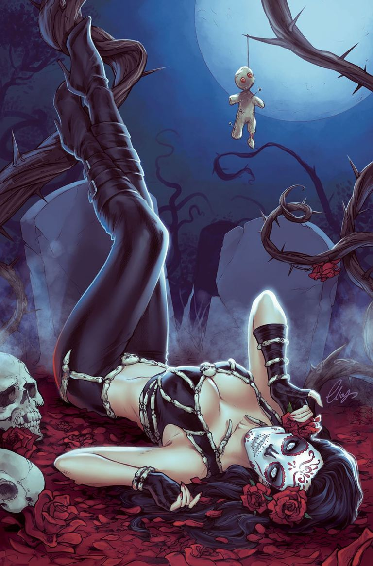 Grimm Fairy Tales Day of the Dead #2 (Cover C Elias Chatzoudis)