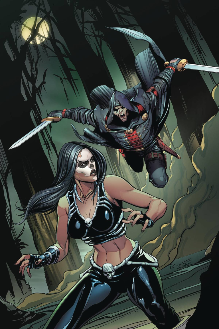 Grimm Fairy Tales Day of the Dead #3 (Cover B Marc Rosete)