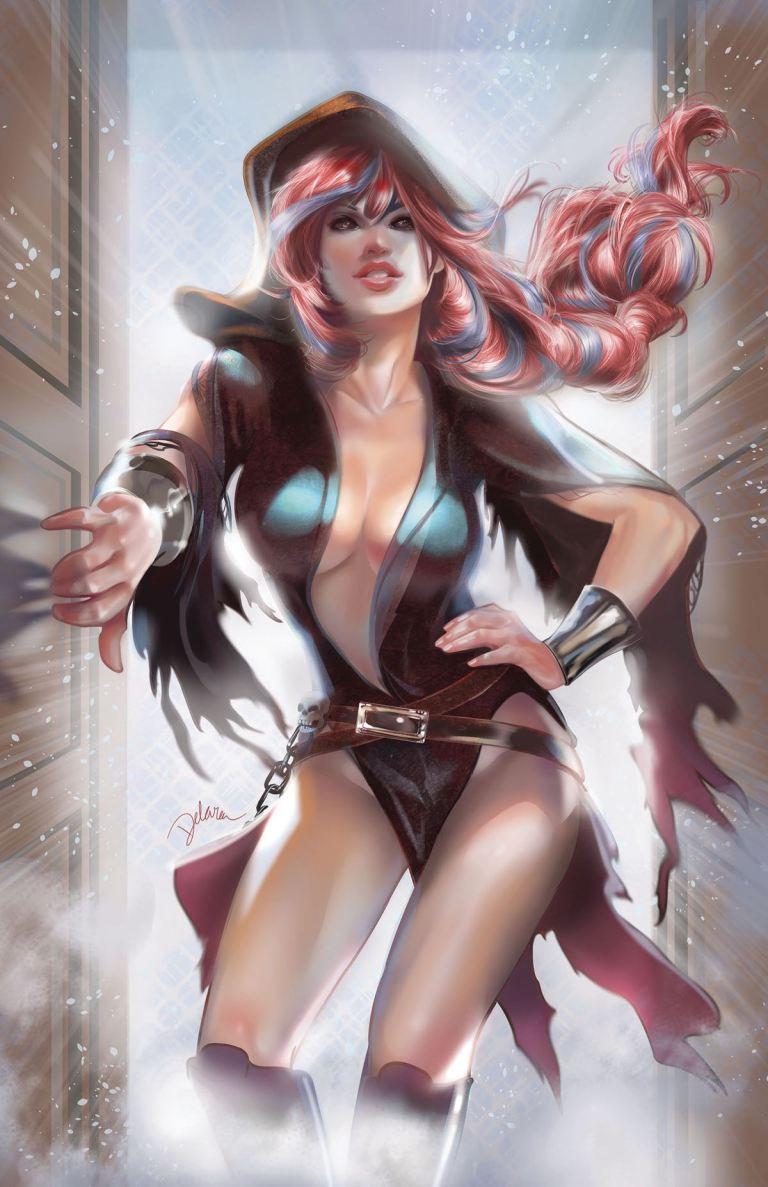 Grimm Fairy Tales Grimm Tales of Terror #3 (Cover C Cris Delara)