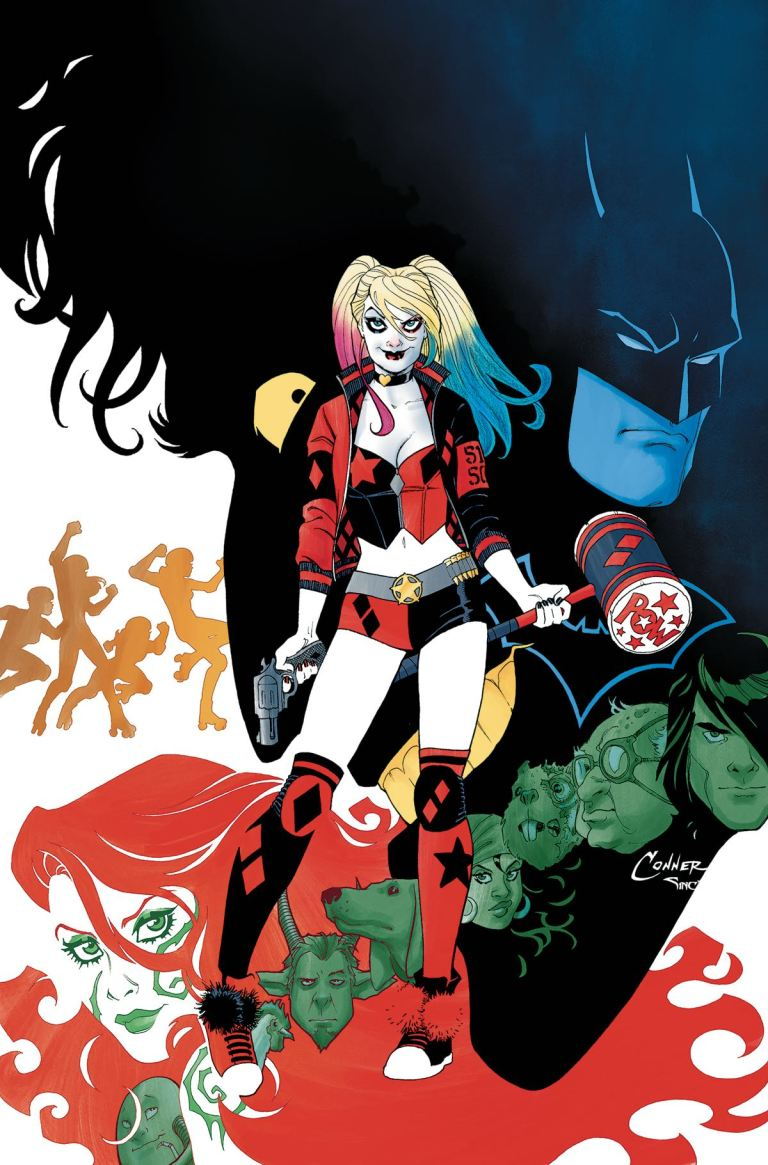 Harley Quinn #1 (Cover A Amanda Conner)