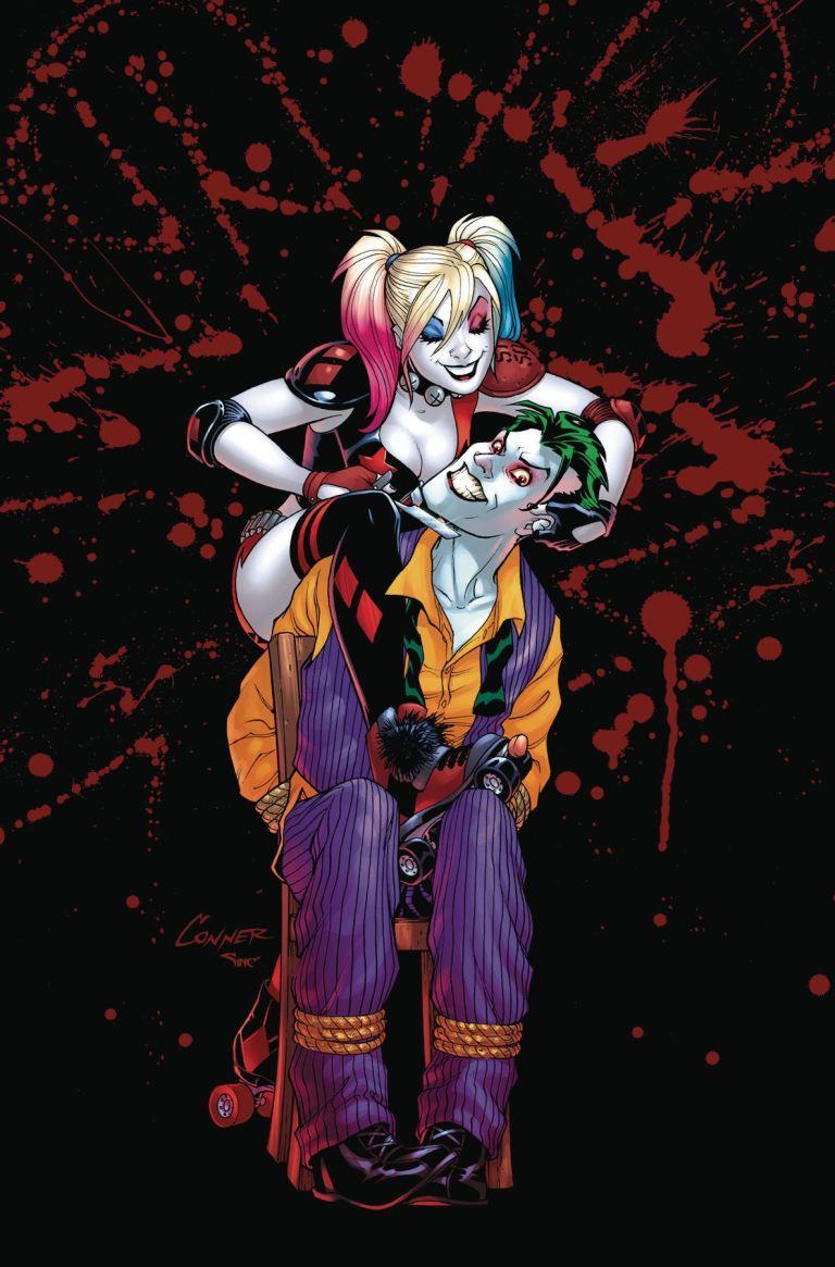 Harley Quinn #11 (Cover A Amanda Conner)