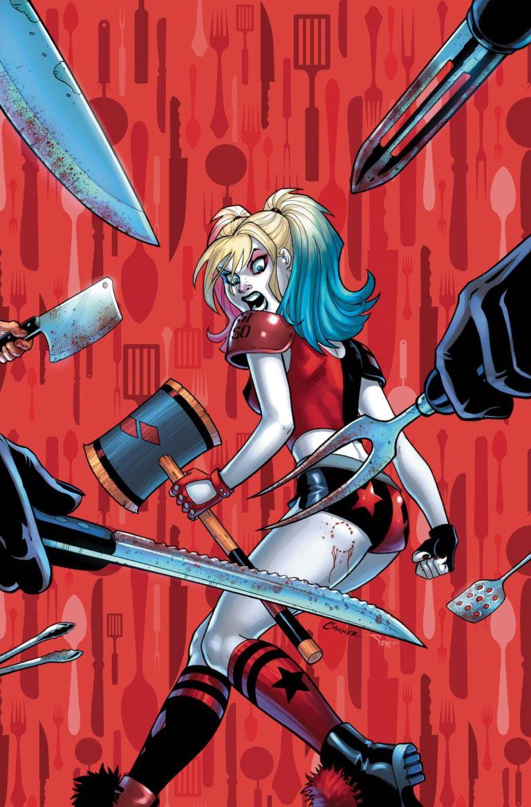 Harley Quinn #15 (Cover A Amanda Conner)