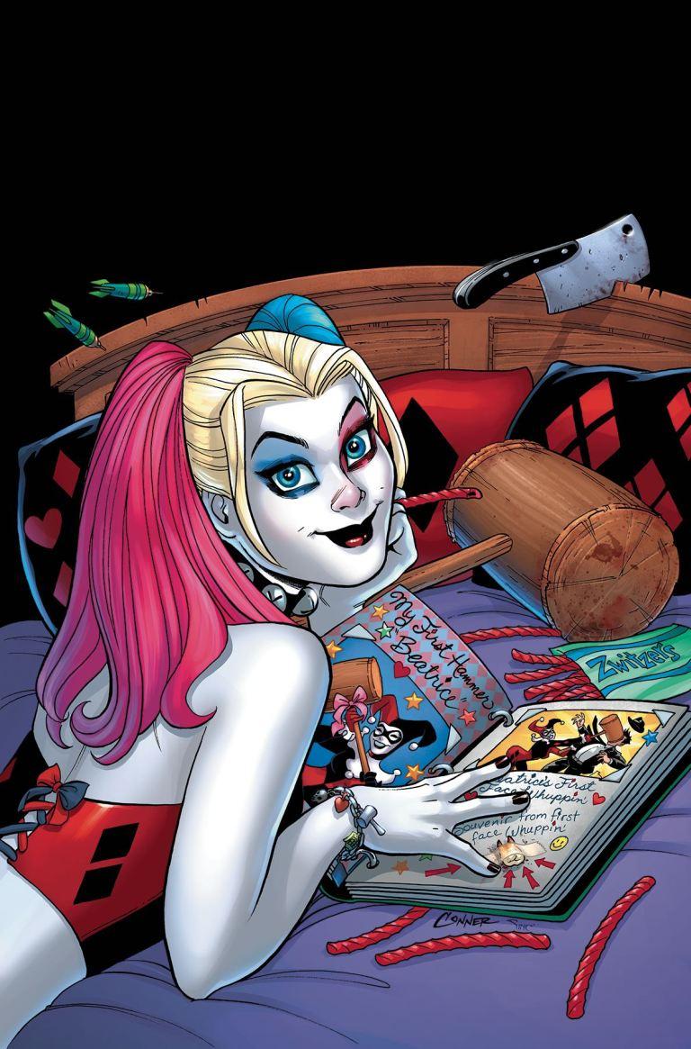 Harley Quinn #21 (Cover A Amanda Conner)