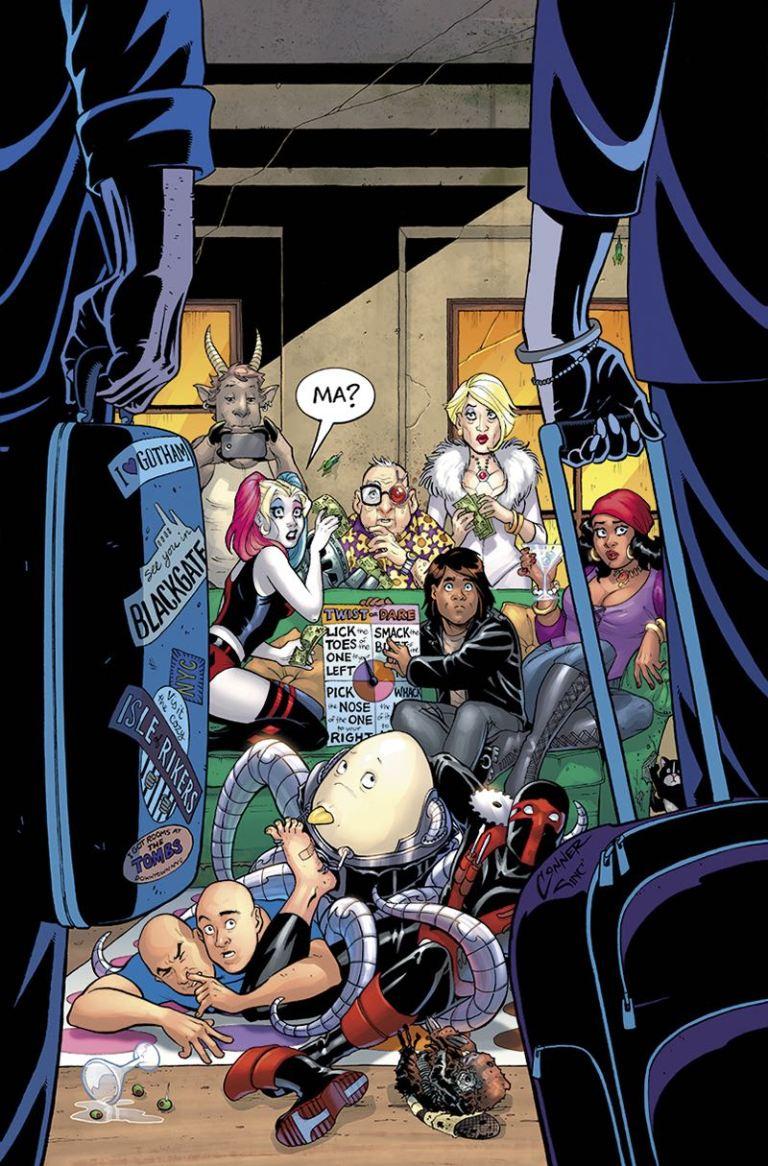 Harley Quinn #22 (Cover A Amanda Conner)